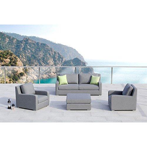Price comparison product image Ove Royal 4-piece Outdoor Sofa Set