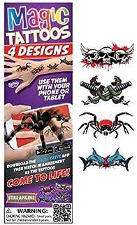 Tobar Boys Magic Tattoos 21779 Christmas Gift Store