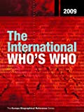 The International Who's Who 2009, , 1857434501