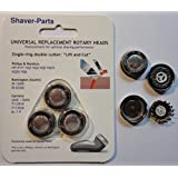 Philips HQ56/50 - Cabezales de Afeitado para máquinas, Color Gris ...