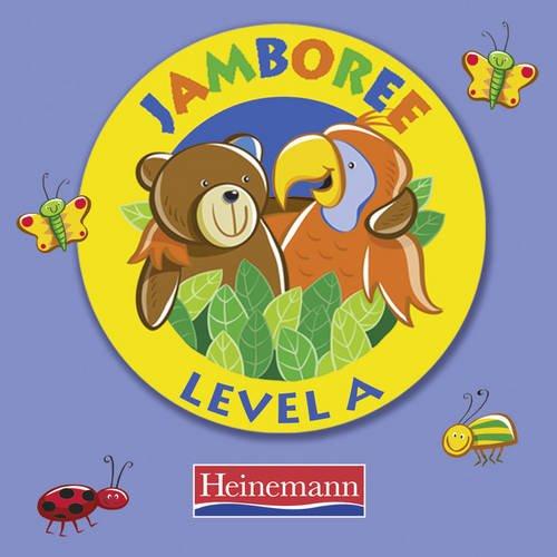Jamboree Storytime Level A: Audio CD 2nd edition pdf