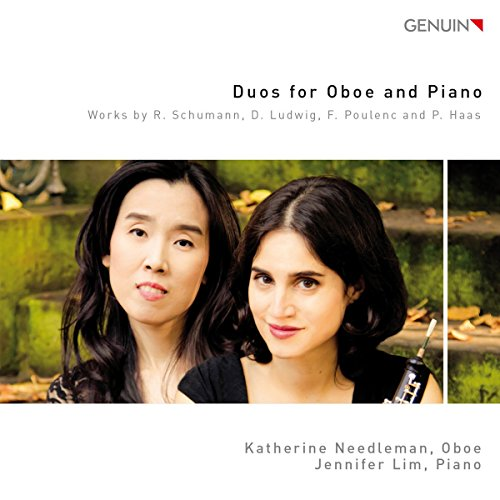 - Duos for Oboe & Piano