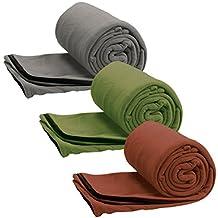 Coleman 2000019651NP Stratus Sleeping Bag, Polyester Fleece, Orange/Teal, 33 x 75-In.