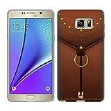 Head Case Designs Printed Rusty Printed Western American Pockets Soft Gel Case for Samsung Galaxy Note5 / Note 5