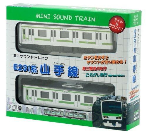 Mini Sound Train Series E231 Yamanote Line (japan import) by Toiko