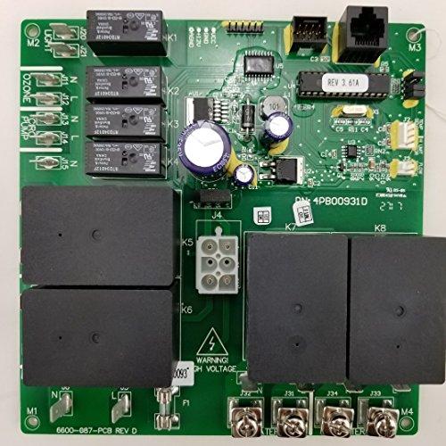 Sundance Spas - Circuit Board 2-PUMP LED 2014, CIRC, LX-15 Sweetwater - 6600-726 ,-WH#G4832 TYG43498TY4-U715247 (Pwa Board)