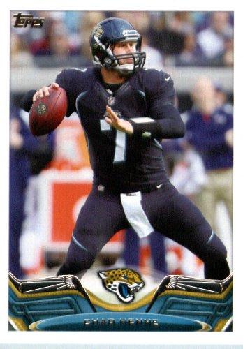 2013-topps-football-card-139-chad-henne-jacksonville-jaguars-nfl-trading-cards