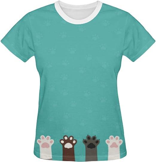 INTERESTPRINT Kids T-Shirts Workout Fitness XS-XL