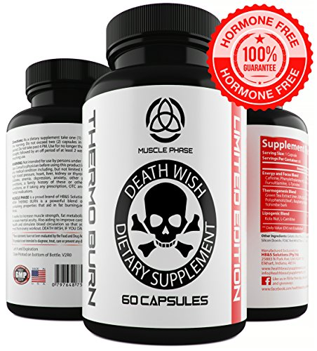 MUSCLE PHASE DEATH THERMO Women product image