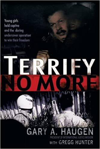 Terrify No More Young Girls Held Captive And The Daring Undercover