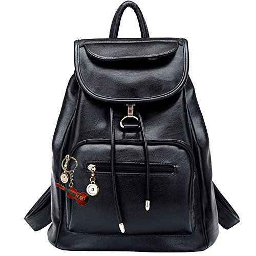 Amazing Roo PU Leather Backpack Bag for Ladies