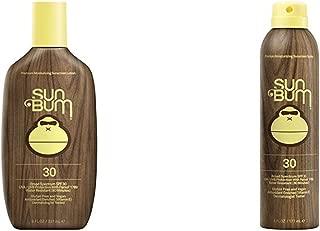 product image for Sun Bum Original Sunscreen Lotion, SPF 30 and Original Sunscreen Spray, SPF 30