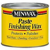 Minwax 786004444 Paste Finishing Wax, 1-Pound, Special Dark