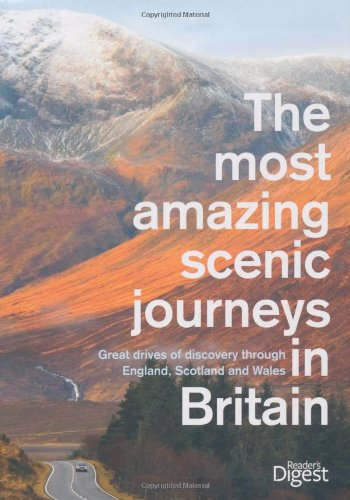 The Most Amazing Scenic Journeys in Britain.