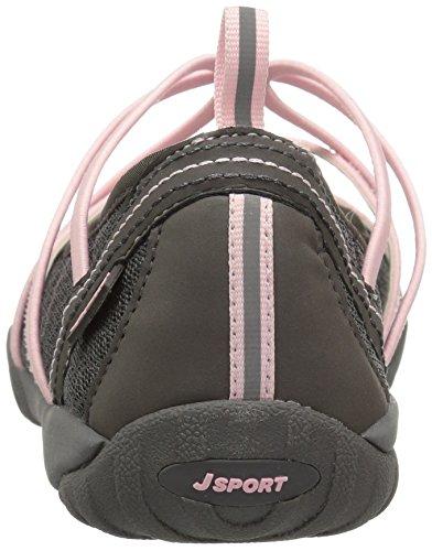 Jsport Da Jambu Womens Scarpe Da Passeggio Per Acqua Radiante / A Carbone Di Legna / Petalo