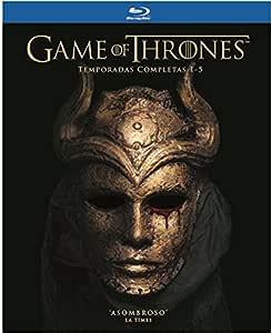 Game of Thrones. Temporadas 1-5 [Blu-ray]