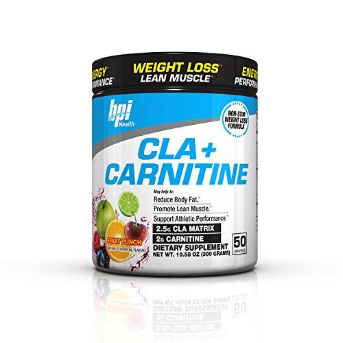 BPI Sports Carnitine Non Stimulant Supplement product image