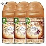 Air Wick Life Scents Freshmatic Single Refill: Vanilla Bakery Treat (Pack of 3)