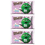 M&Ms White Chocolate Marshmallow Easter Candy - Pack of 3 Bags - 8 oz per Bag