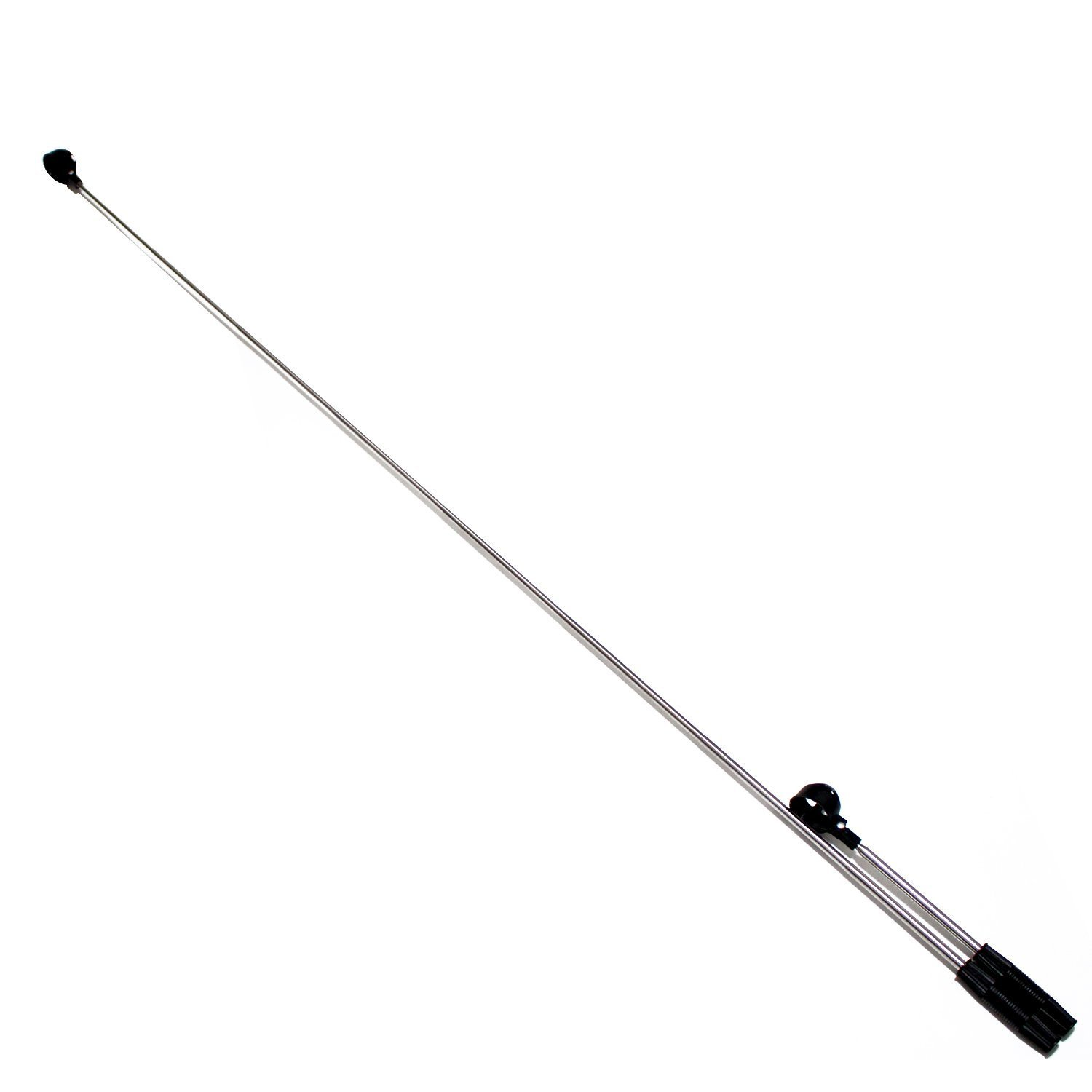 MarketBoss Retractable 15.74''/40cm to 78.74''in/2m Golf Ball Pickup Retriever Pick up Stainless Steel Telescopic Scoop Pick up by MarketBoss (Image #4)