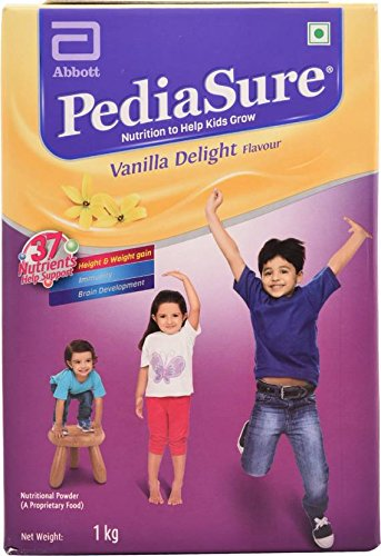 PediaSure Vanilla Delight 1Kg/35.2Oz - Case - for Kids 2 years to 10
