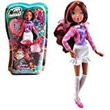 Winx Club - Fairy College - Doll Layla Aisha 28cm