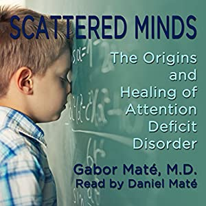 Scattered Minds Audiobook