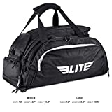 Elite Sports Boxing Gym Duffle Bag for