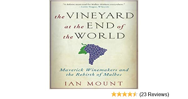 Amazon The Vineyard At The End Of The World Maverick
