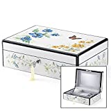 Lenox Butterfly Meadow Jewelry Box, 10 7/8'' x 7 1/4''