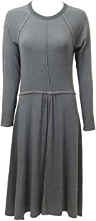 product image for Hard Tail Forever Womens Long Sleeved Sweater Dress Style VORT-09