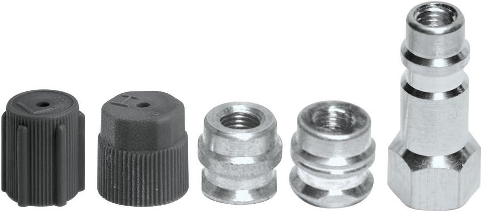 3 Adaptors Certified A//C Pro VA-LH12 R-12 to R-134a Retrofit Parts Kit