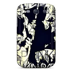 Durable Defender Cases For Galaxy S3 Tpu Covers(linkin Park)