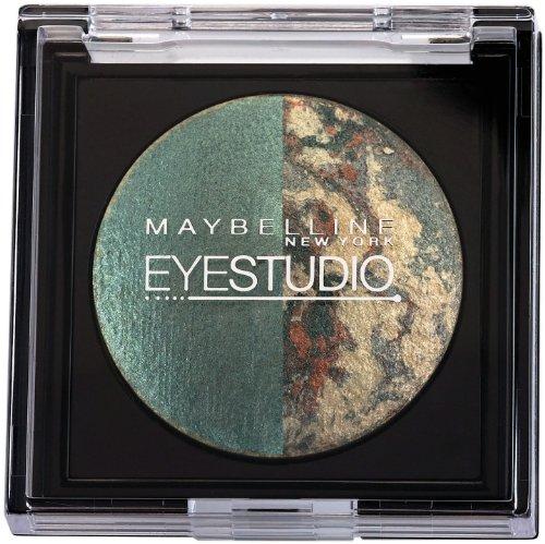 Maybelline New York Eye Studio Color Pearls Marbleized Eyeshadow, Ivy Icon 70, 0.09 Ounce