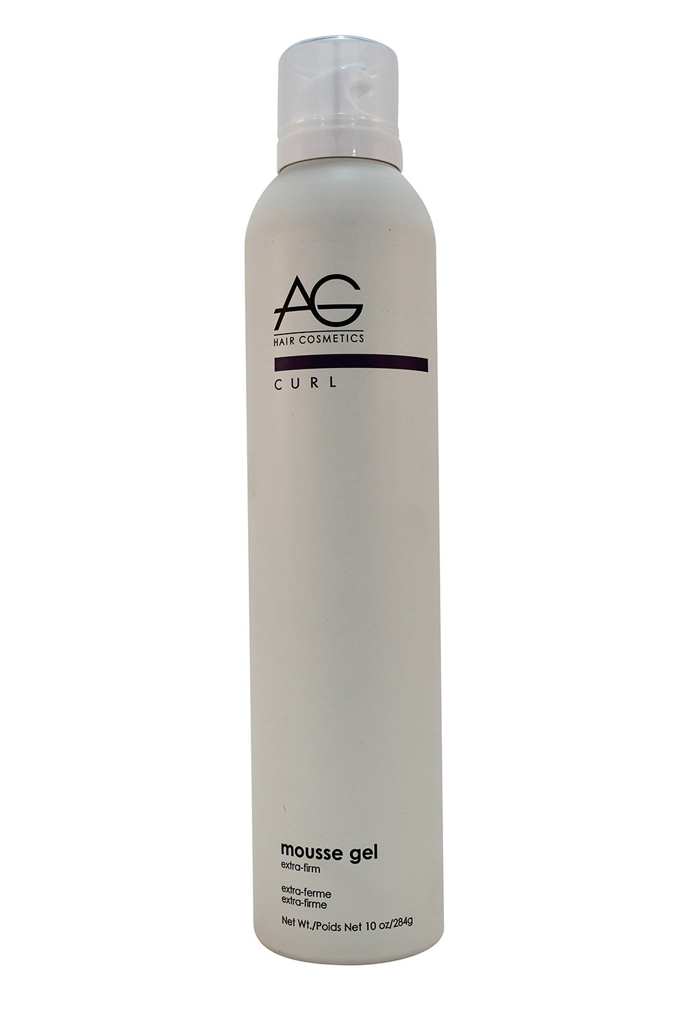 AG Hair Cosmetics Mousse Gel Extra-Firm for Unisex, 10 Ounce