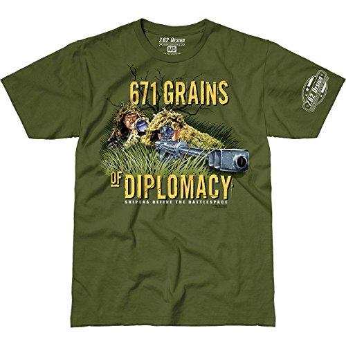 'Sniper Team' 7.62 Design Premium Men's T-Shirt
