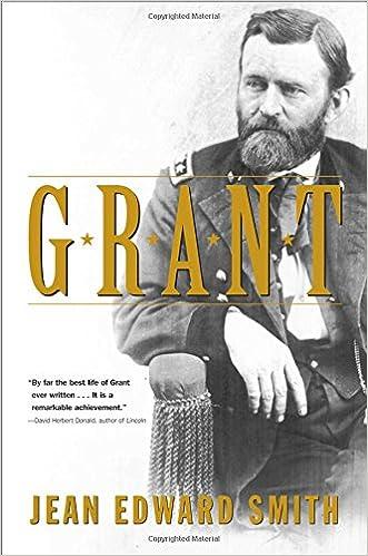 Grant: Jean Edward Smith: 8601420078963: Amazon com: Books
