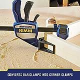 IRWIN QUICK-GRIP Corner Clamp Pad for Medium/Heavy