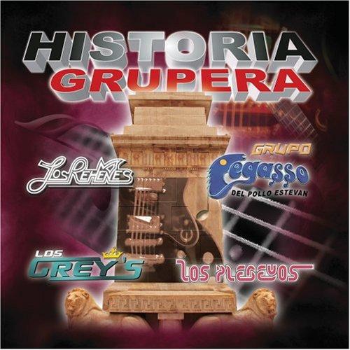 Historia Grupera by Fonovisa Inc.
