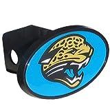 NFL Jacksonville Jaguars Plastic Logo Hitch Cover, Class III