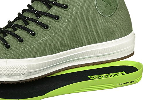 Egret Hi Converse Red Block Canvas Green C Boot Onyx As Fatigue Signal Ct Shield Green Ii wwZUBq