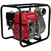 Honda WB30XT3A 290 GPM 3  Reliable Commercial Grade General Purpose Water Pump