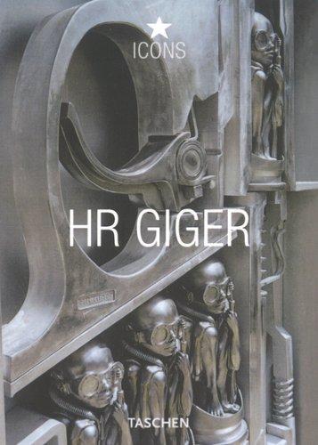 HR Giger (Icons) by TASCHEN