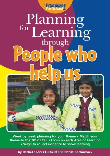 Planning for Learning Through People Who Help Us by Rachel Sparks Linfield (Illustrated, 15 Jul 2013) Paperback pdf epub