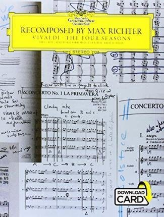 Recomposed By Max Richter : Vivaldi, The Four Seasons (Book/Audio Download)(Paperback) - 2014 - Download Vivaldi Music