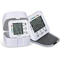 Wireless Automatic Upper Arm Blood Pressure Monitor Pulse Digital Adjustable Wrist...
