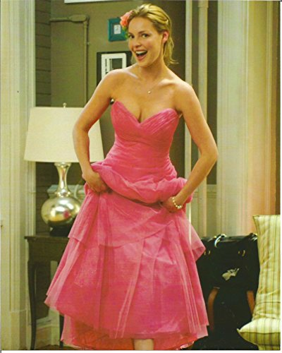 - Katherine Heigl in 27 Dresses pink gown - 8x10 inch Movie Photo - 004