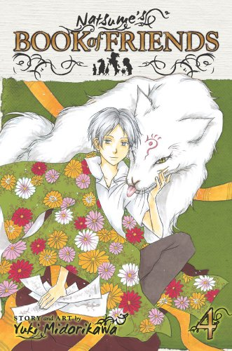 Natsume's Book of Friends, Vol. 4 -