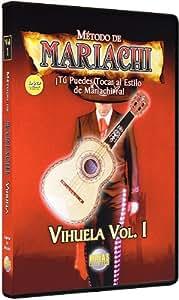 Metodo De Mariachi Vihuela 1: Spanish Only [USA] [DVD]