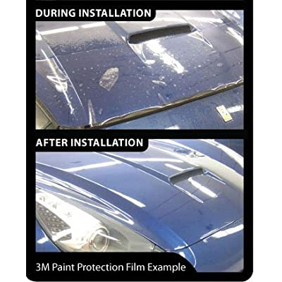 3M Scotchgard Clear Paint Protection Bulk Film Roll 12-by-120-inches: Automotive